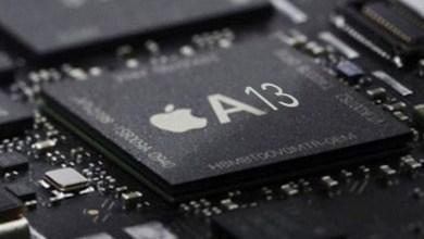 معالج Apple 13