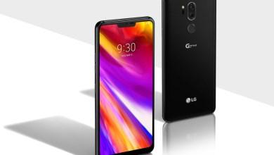 هاتف LG G8 ThinQ