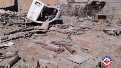 انفجار في مزدة يؤدي لوفاة أحد المواطنين-إرشيفية