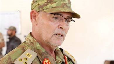 اللواء محمد الغصري