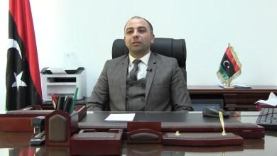 الملحق الصحي بالسفارة الليبية في تونس أشرف الراجحي