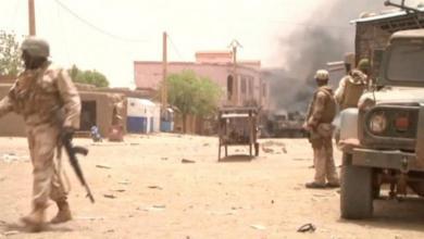 معسكر ديورا - قاعدة عسكرية وسط مالي