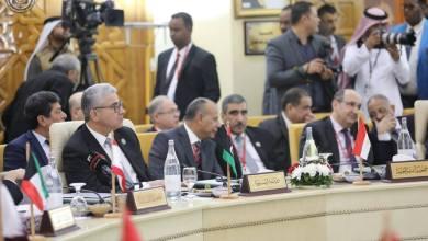 وزير الداخلية بحكومة الوفاق الوطني فتحي باشاغا