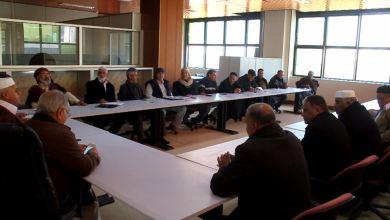 اجتماع سرت لاستضافة مؤتمر القبائل الليبية