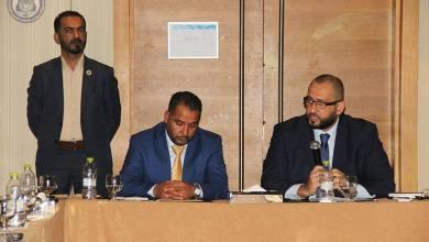 وكيل داخلية الوفاق لشؤون الهجرة غير القانونية محمد الشيباني