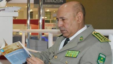 وزير الدفاع الموريتاني محمد ولد الشيخ محمد