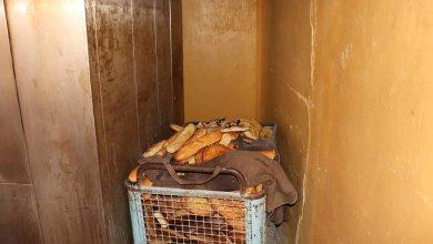 إغلاق مخبز في بني وليد بالشمع الأحمر