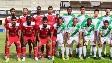 فريقا الاتحاد والاتحاد المصراتي