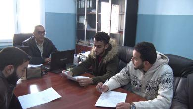 اجتماع تحضيري في كلية الهندسة بجامعة الزنتان استعداداً لملتقى الكليات