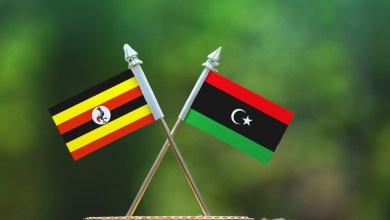 علمي ليبيا وأوغندا