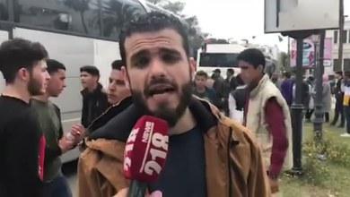 رئيس اتحاد طلبة ليبيا محمد القبلاوي