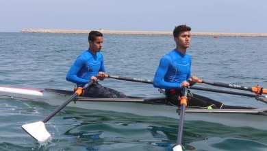 اختتام بطولة ليبيا للتجديف