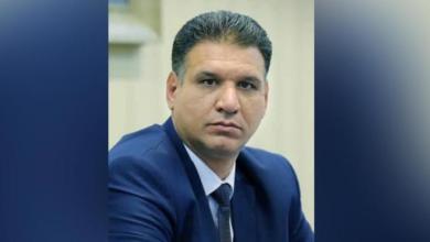 عضو المجلس الأعلى للدولة أبو القاسم قزيط