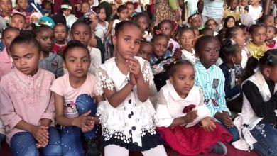 احتفالية في مدينة تراغن باليوم العالمي لليتيم