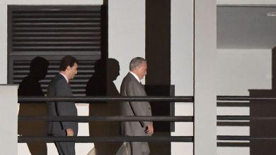 السجن وسام الختام لرؤساء البرازيل