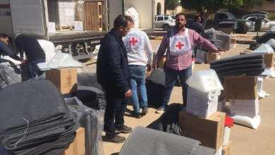 إنقاذ المدنيين.. معركة مركز الطب الميداني والهلال الأحمر
