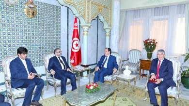 المشري يلتقي الجهيناوي والغنوشي في تونس
