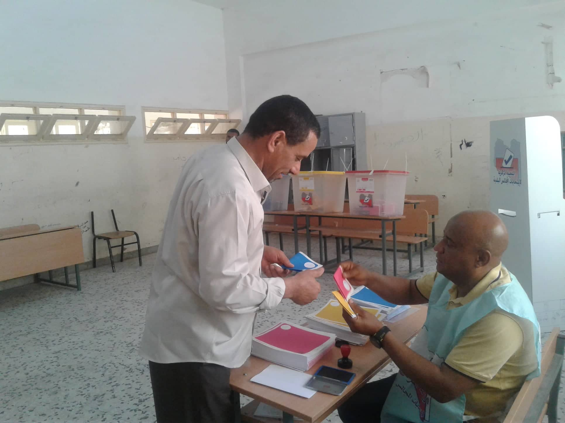 انتخابات المجلس البلدي - ارشيفية