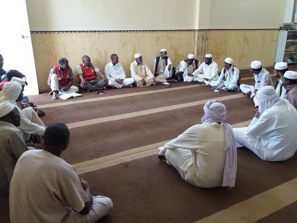استعدادات لانطلاق مسابقة قرآنية في أوباري