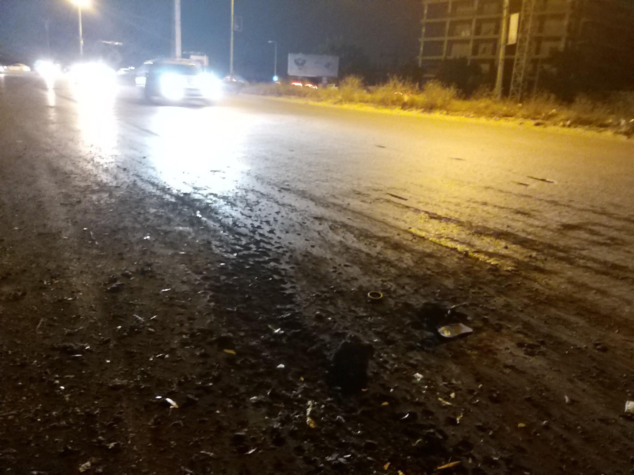 بلدية أبوسليم: القذائف العشوائية أدّت إلى إصابة 3 مدنيين
