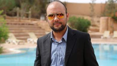 الصحفي والمحلل السياسي التونسي نزار مقني