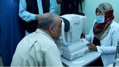 افتتاح أقسام وعيادات جديدة في مستشفى سوكنة القروي