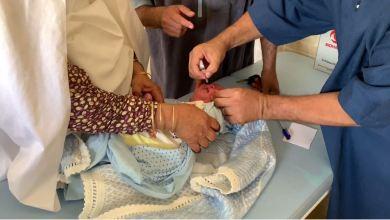 مكتب الرعاية الصحية بني وليد لاتتوفر فيه إلا تطعيمات عمر أسبوع