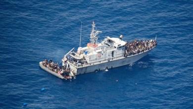 خفر السواحل الليبي - طرابلس - صورة أرشيفية