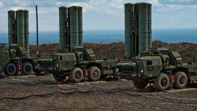 منظومة الدفاع الجوي الروسية إس400