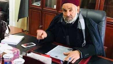 رئيس المجلس التسييري لبلدية طبرق فرج الخطابية