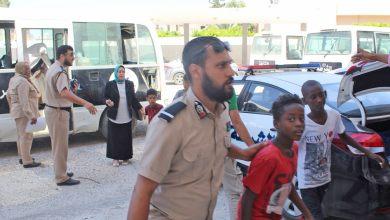مكافة التسول - مديرية أمن طرابلس