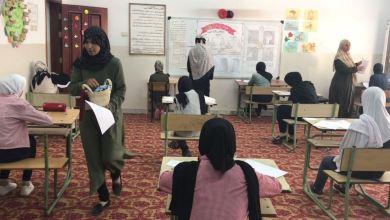بدء امتحانات النقل أساسي وثانوي في بلدة المطرد