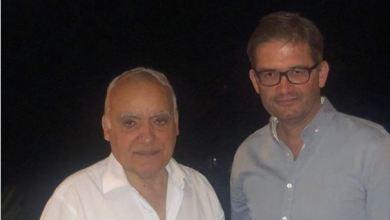 غسان سلامة يلتقي في تونس مع السفير الألماني لدى ليبيا أوليفر أوفتشا