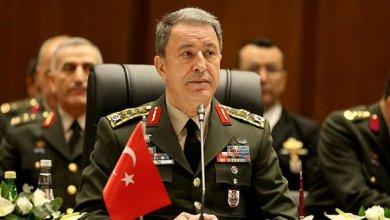 وزير الدفاع التركي خلوصي أكار