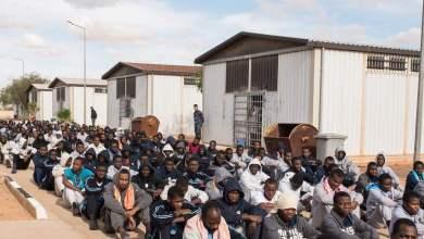 """برلماني إيطالي يصف مراكز الإيواء في ليبيا بـ""""معسكرات اعتقال"""""""