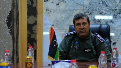 اللواء محمد المنفور