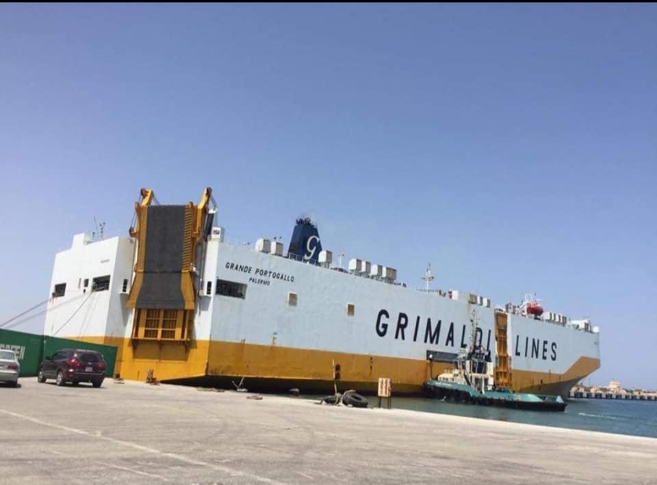 ميناء مصراتة يترقب وصول 1306 سيارات قادمة من مصر 4