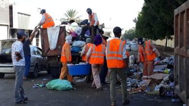 البلدي أبوسليم يثني على جهود مكتب الخدمات العامة