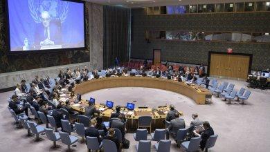 مجلس الأمن الدولي- صورة إرشيفية