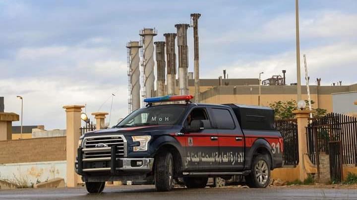 البحث الجنائي - بنغازي