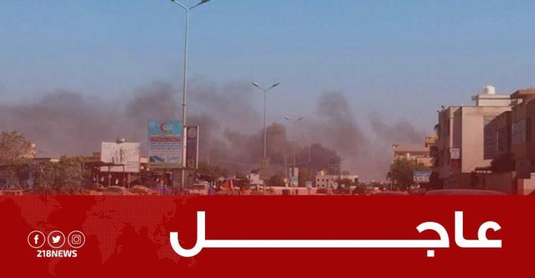 عاجل اشتباكات طرابلس