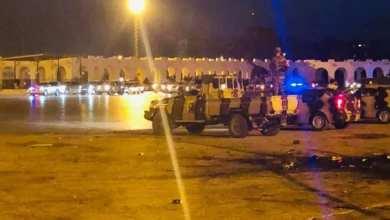 جهاز مكافحة الظواهر السلبية والهدامة في مدينة بنغازي- صورة إرشيفية