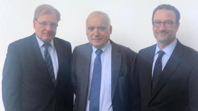 سلامة يلتقي السفير الأمريكي في ليبيا لبحث الأوضاع الراهنة