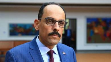 المتحدث باسم الرئاسة التركية إبراهيم غولن