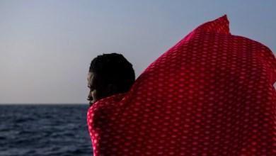 منظمة دولية تتهم خفر السواحل الليبي بقتل أحد المهاجرين