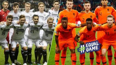 هولندا - ألمانيا