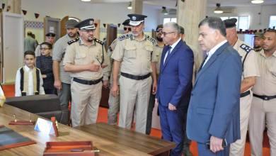 وزير الداخلية في حكومة الوفاق فتحي باشاغا- صورة إرشيفية