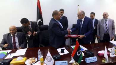 خارجية الوفاق توقع مذكرة تعاون مع الهيئة الوطنية لأمن وسلامة المعلومات
