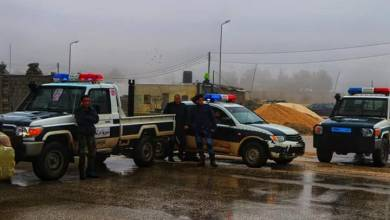 مديرية أمن شحات تطالب سائقي السيارات بمراعاة الإجراءات الآمنة