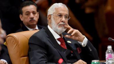 وزير الخارجية في حكومة الوفاق محمد سيالة- الصورة إرشيفية